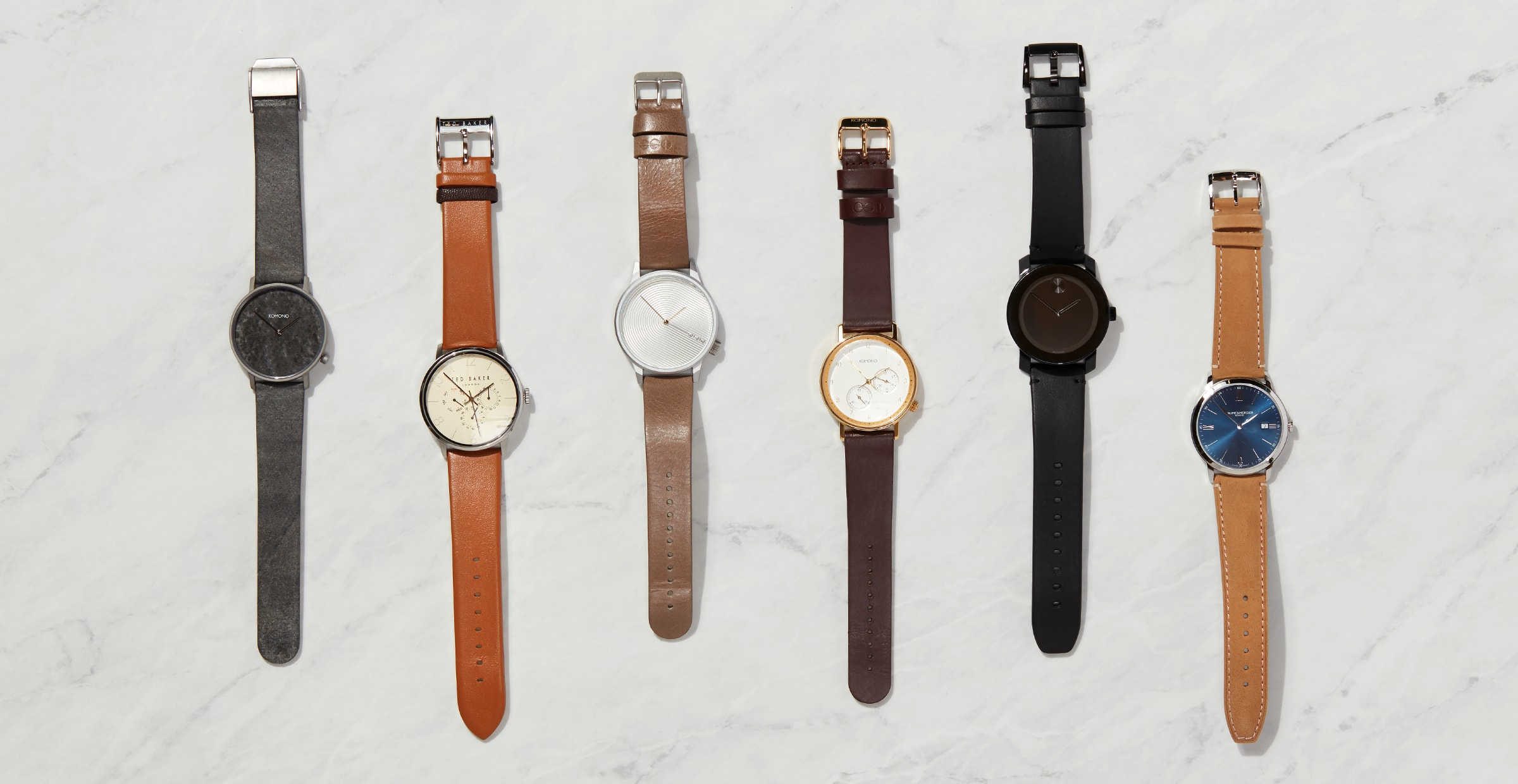 The Best Men's Watches to Wear Now