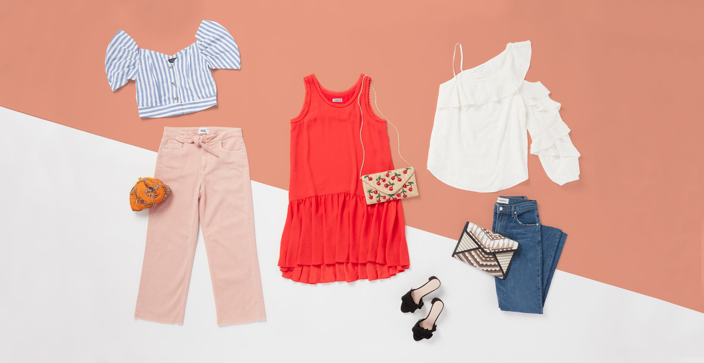 Going out with the Girls? Here's What to Wear