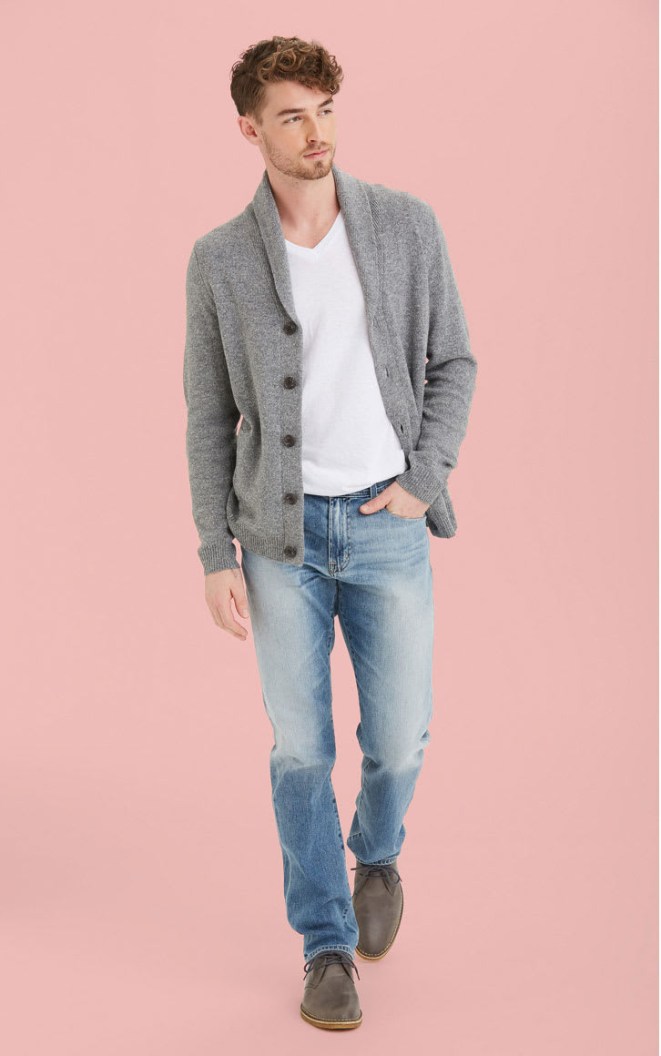 Men's casual outfit
