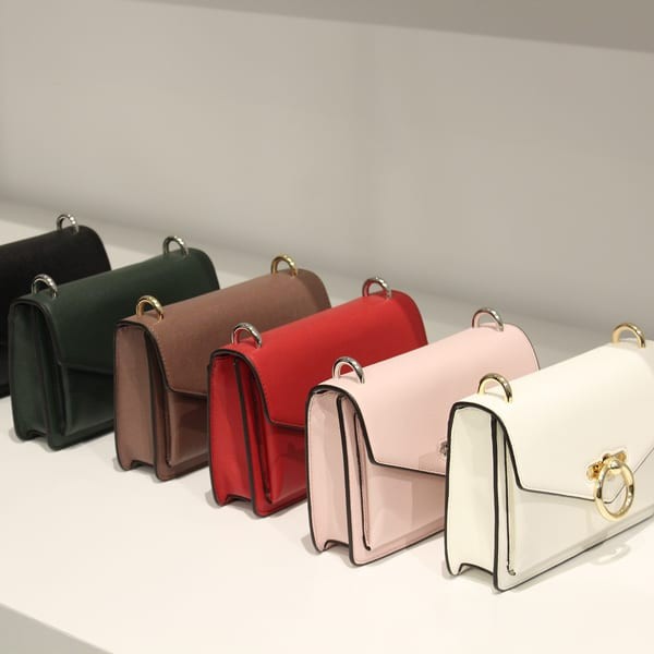 New York Fashion Week Handbags