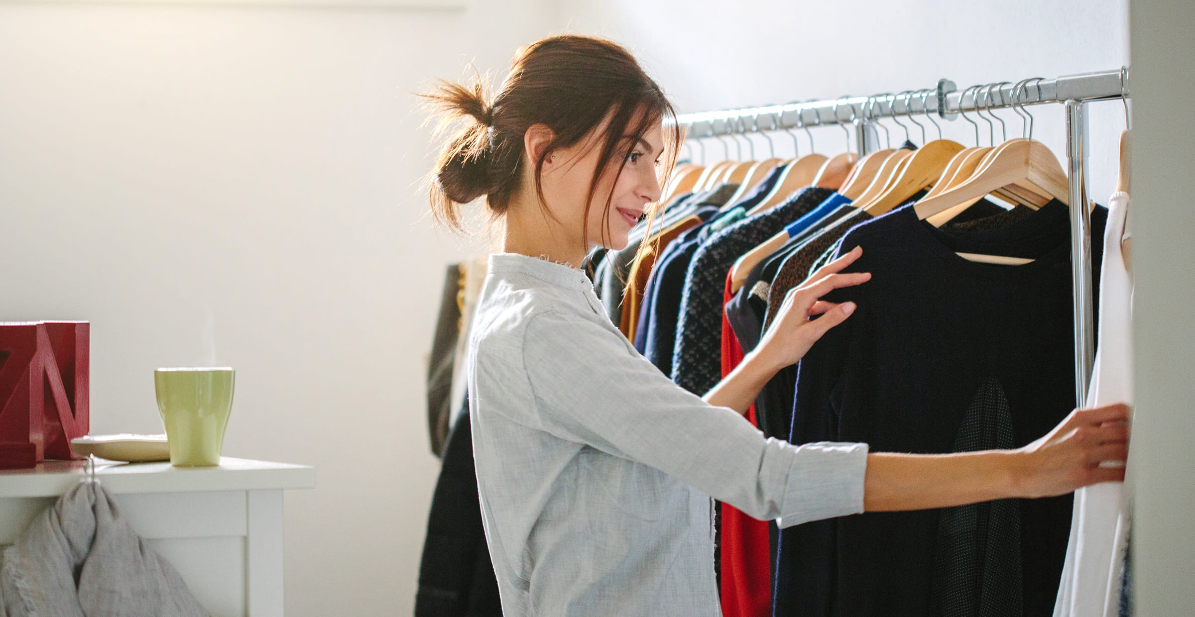4 Closet Organizing Tips to Try