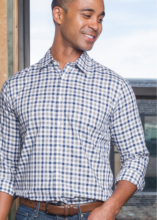 Custom and tailored shirts