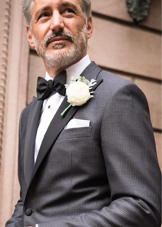 Custom formalwear