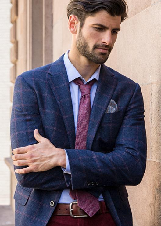 Custom and tailored sport coats
