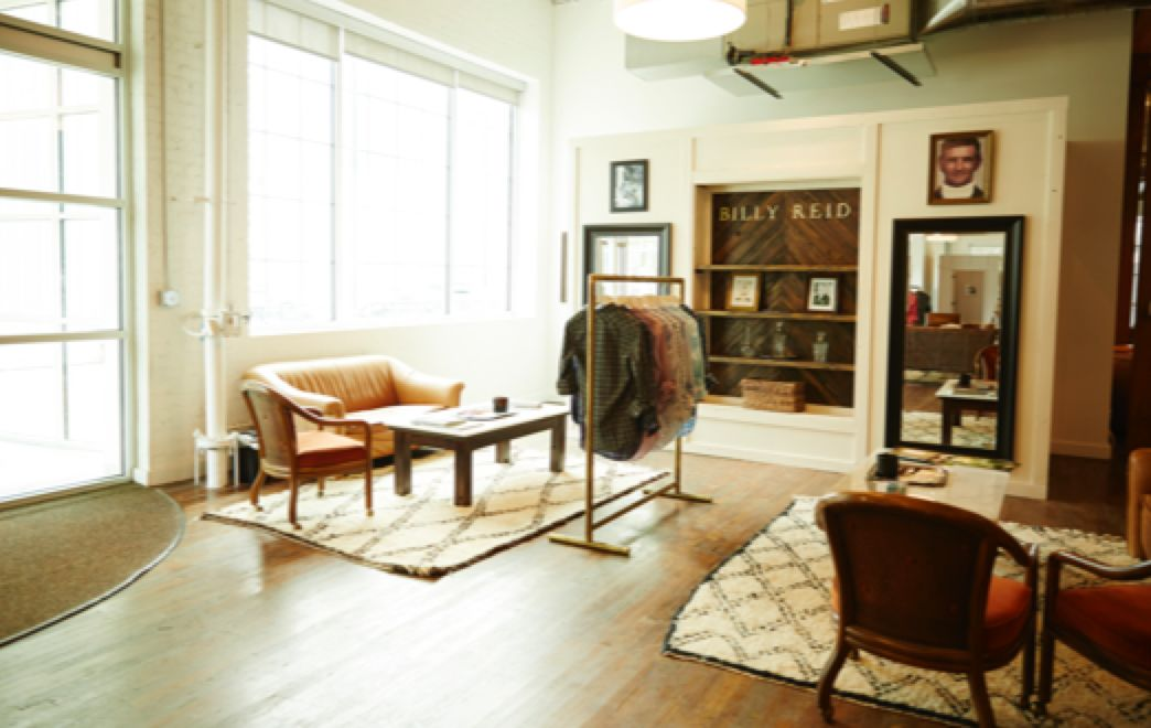 Trunk Club - Dallas Clubhouse