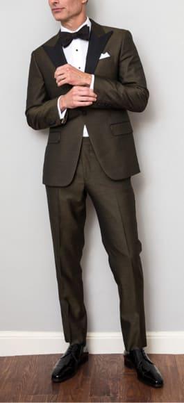 Custom tuxedos