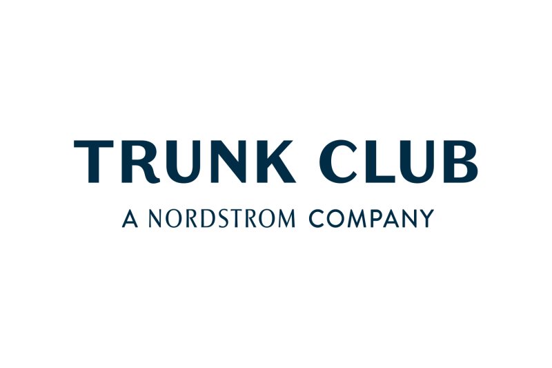 Trunk Club Wordmark Navy