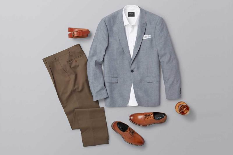 Trunk Club Desk to Dinner