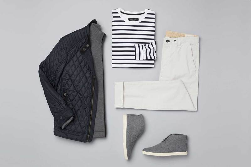 Trunk Club Men's Lightweight Layers