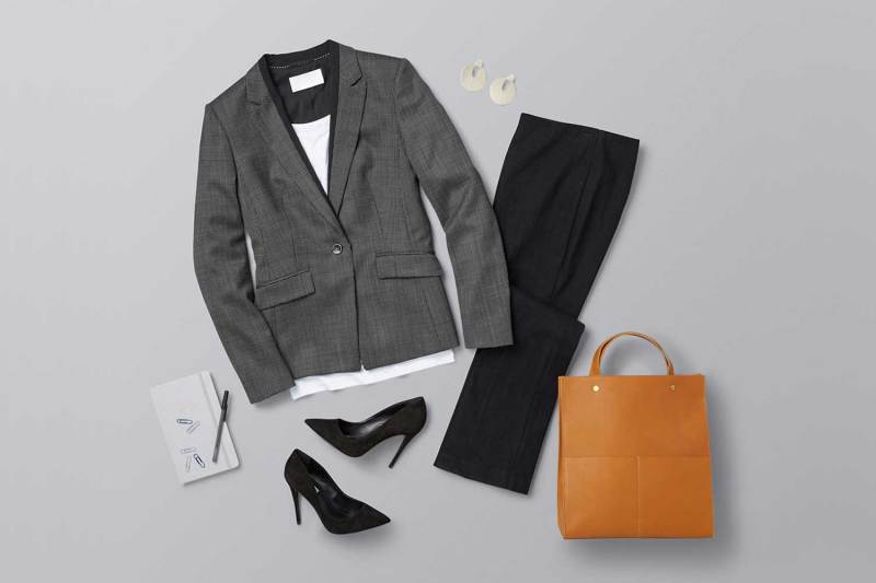 Trunk Club Women's Desk to Dinner