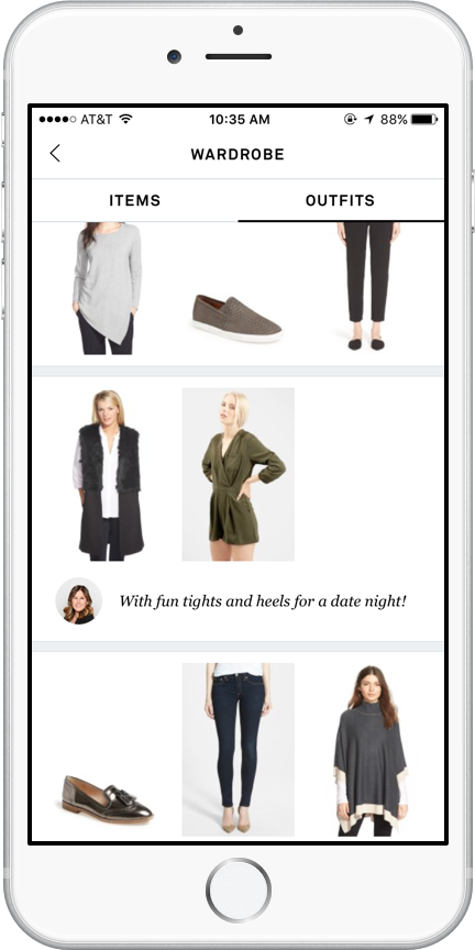 Trunk Club iPhone App