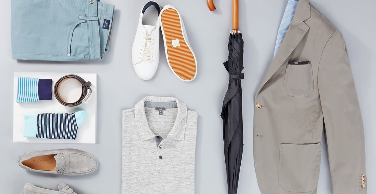 Break the Business-Casual Code with These Essentials