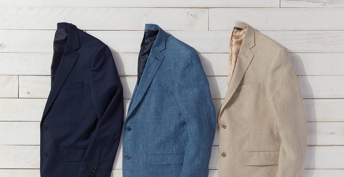 Can't Work Without: the Sport Coat