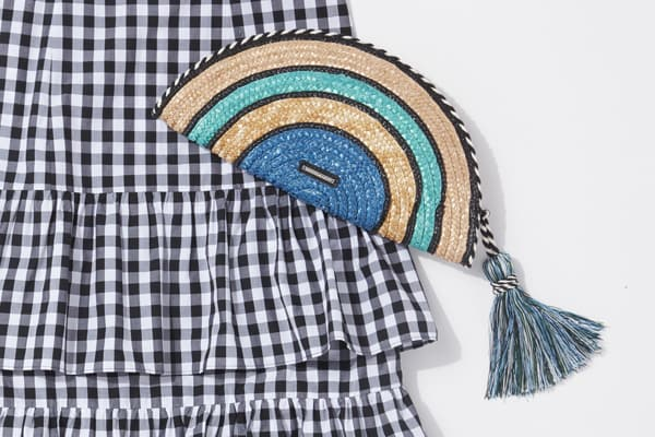 Women's gingham and stripes