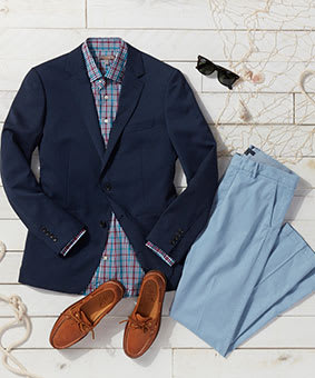 Preppy Spring Style, Inspired by the Hamptons