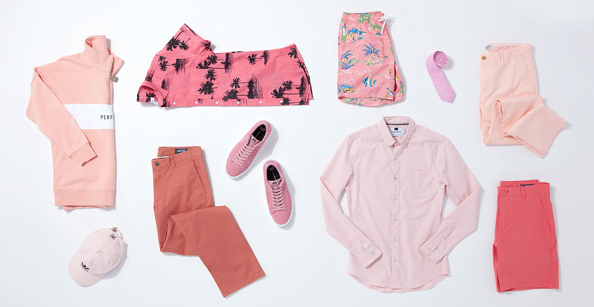 Pink: The Color of the Season