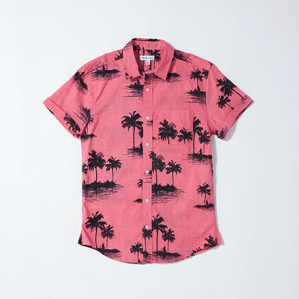 Pink shirt for men