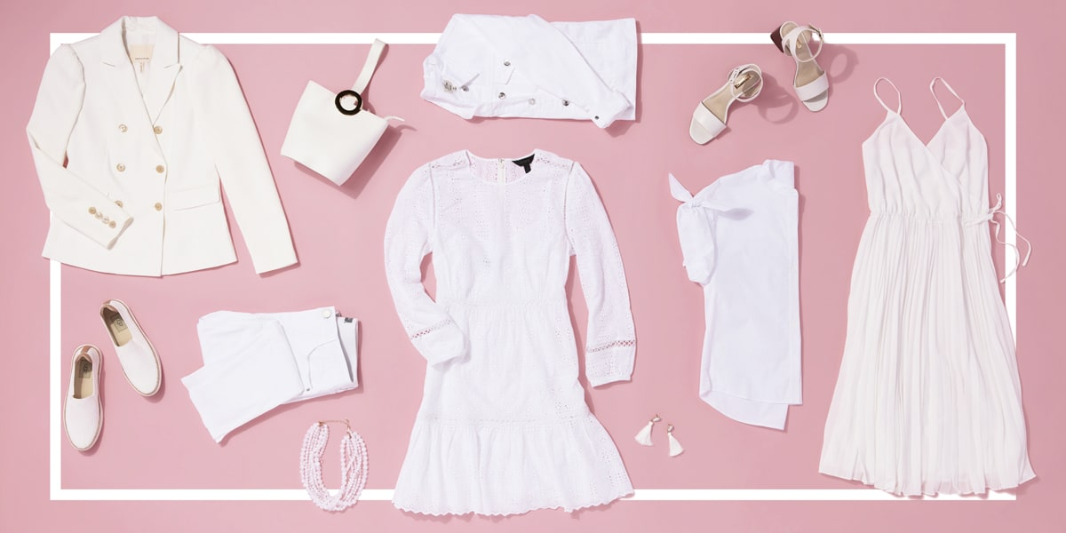 Wear White Now: Fresh Picks to Brighten Your Look