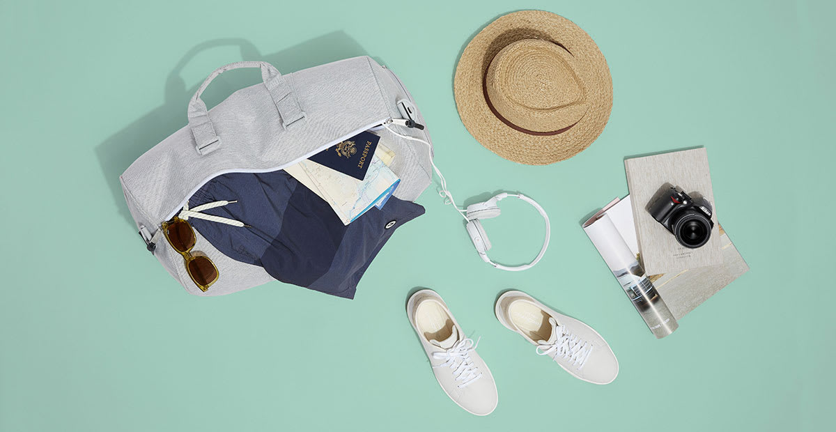 4 Style Essentials for Your Next Beach Trip