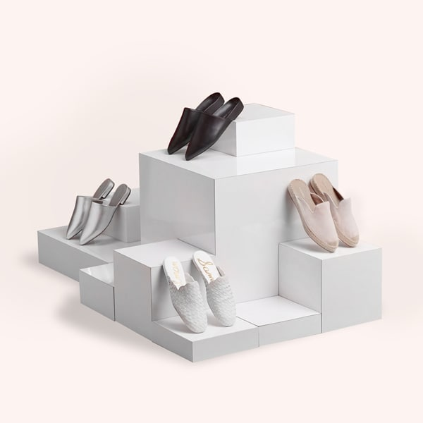women's spring mules