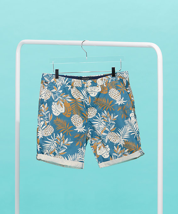 Men's Shorts: 3 Trends to Try