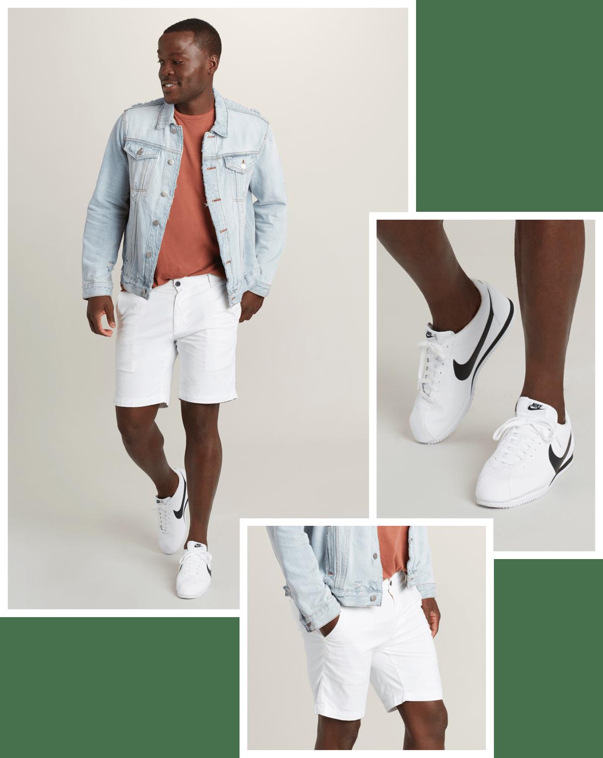 cc5059731f99b 1 Piece, 5 Ways: White Shorts | Trunk Club