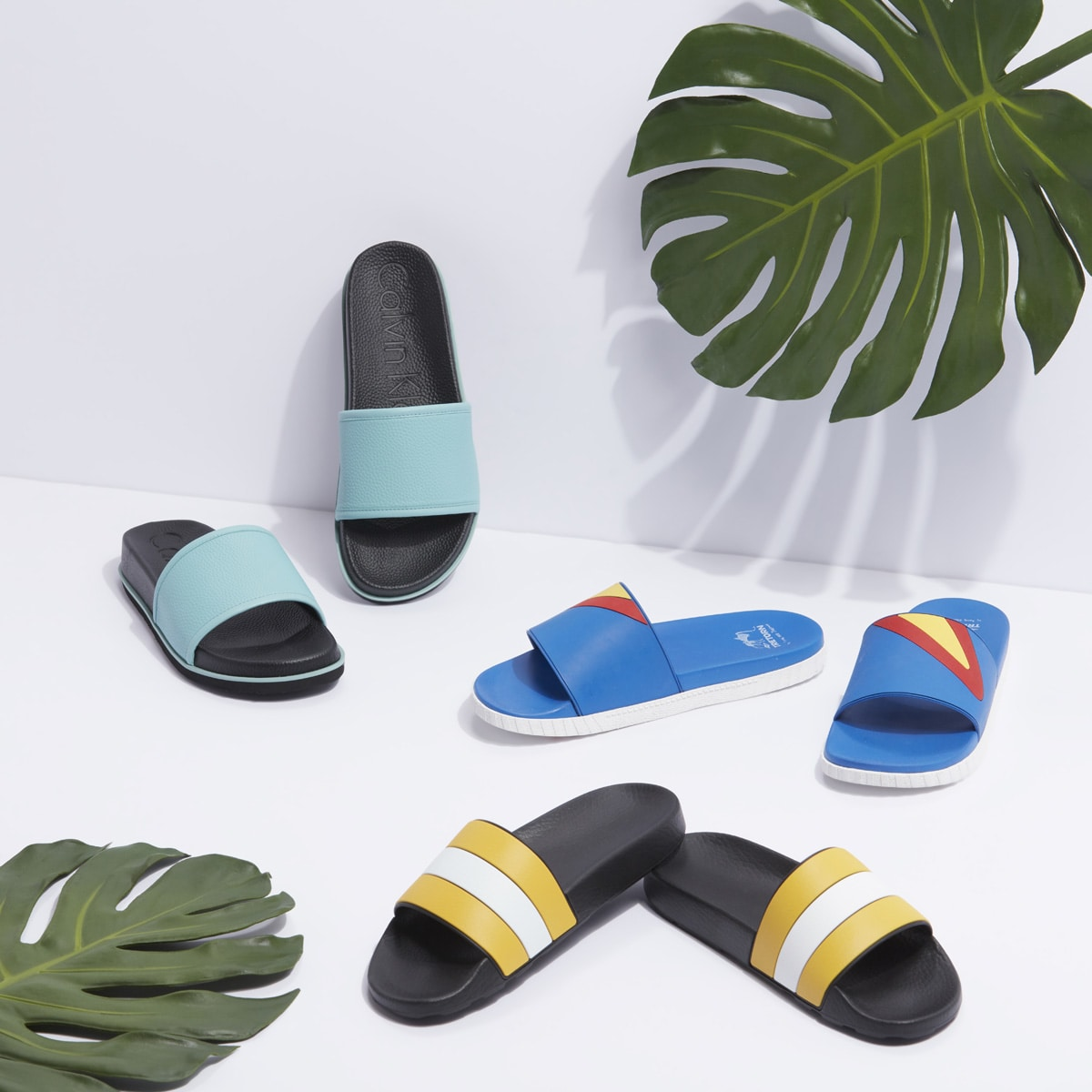 Slides for men