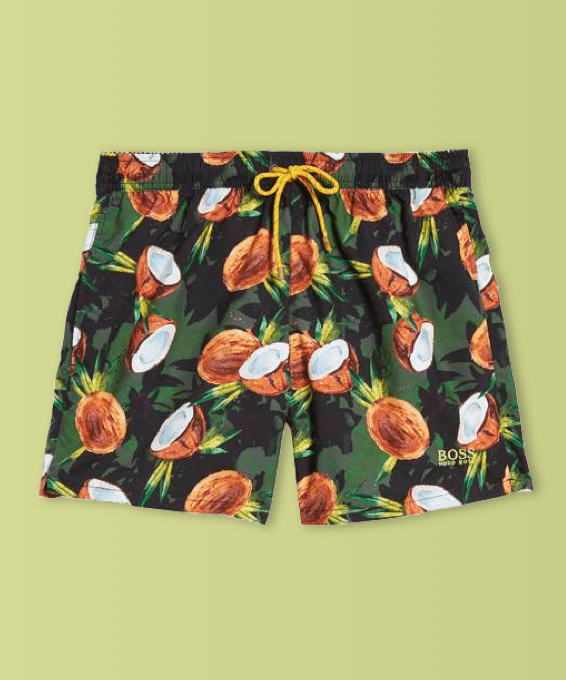 Men's Swimwear Inspired by Our Top Vacation Spots
