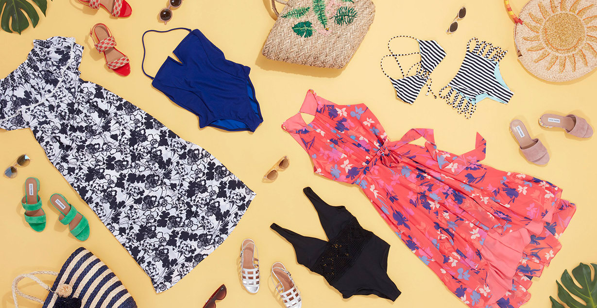 Our Picks for Chic Beach Essentials