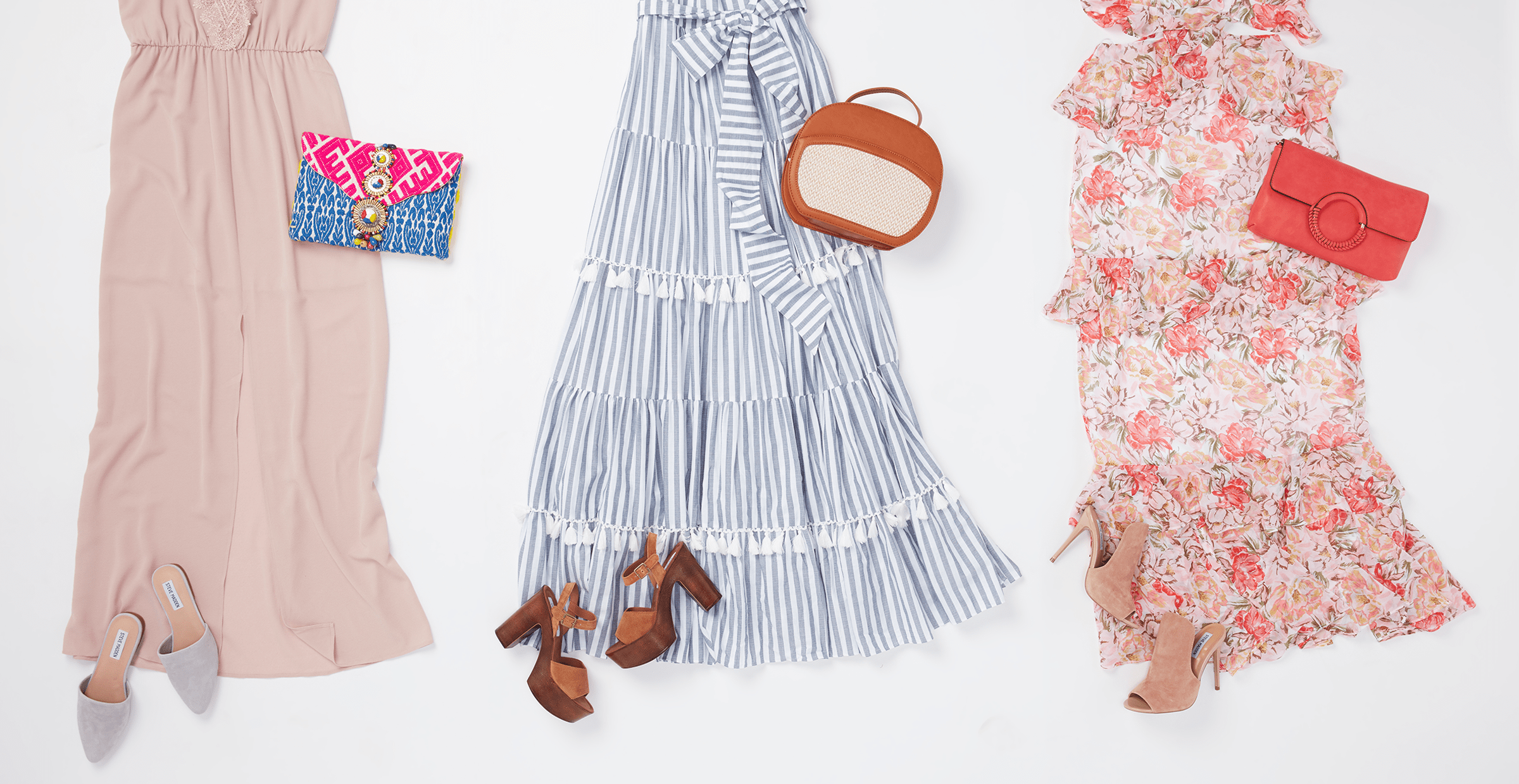 Summer's Most Swoon-Worthy Maxi Dresses