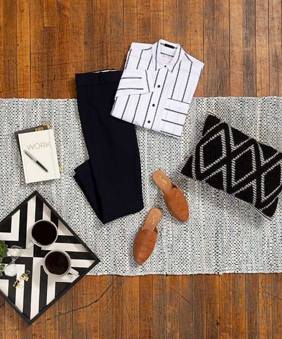 Fall Style Advice from Trunk Club x CB2