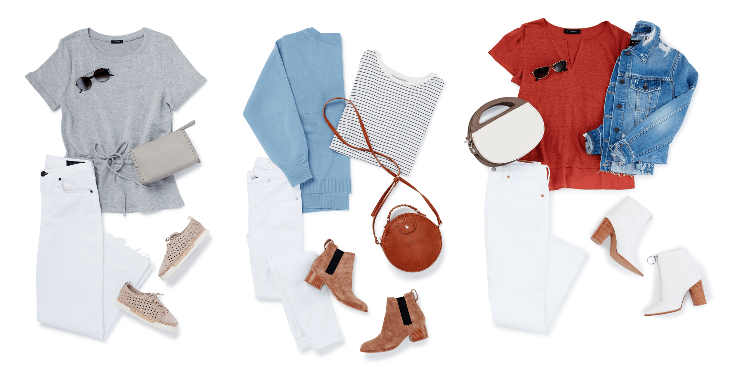 Yes, You Can Wear White After Labor Day