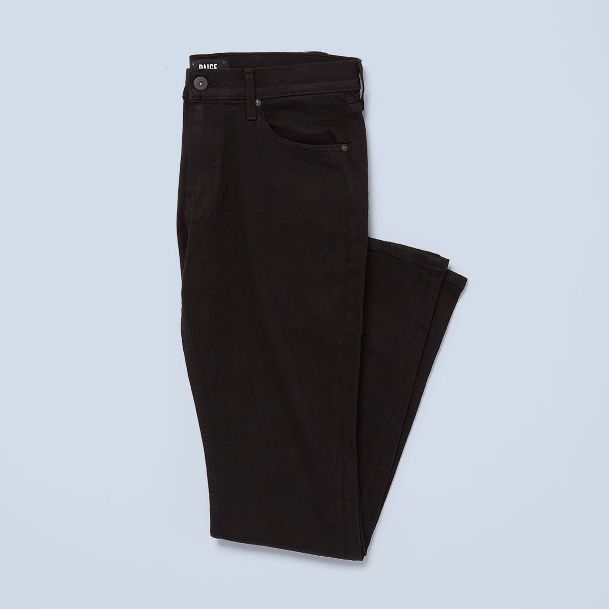 Black Paige denim