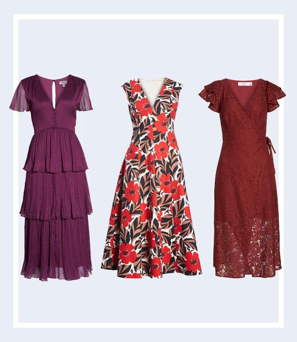 Romantic Midi dress