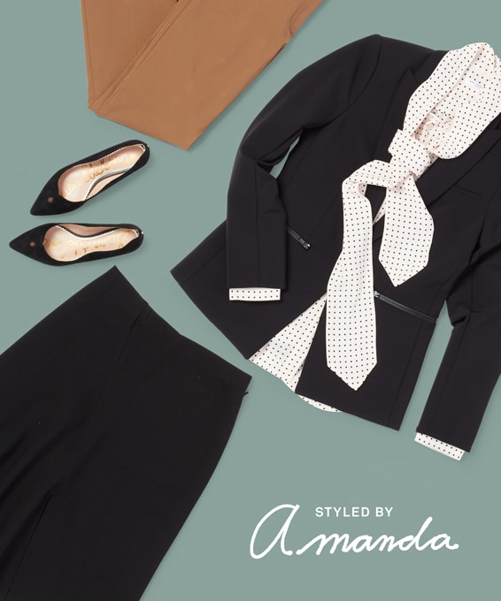 Give Your Office Attire a Fall Promotion