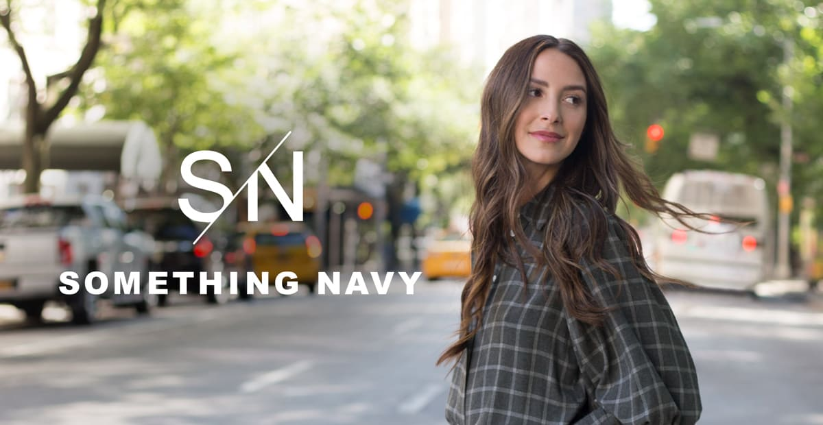 Introducing: Something Navy