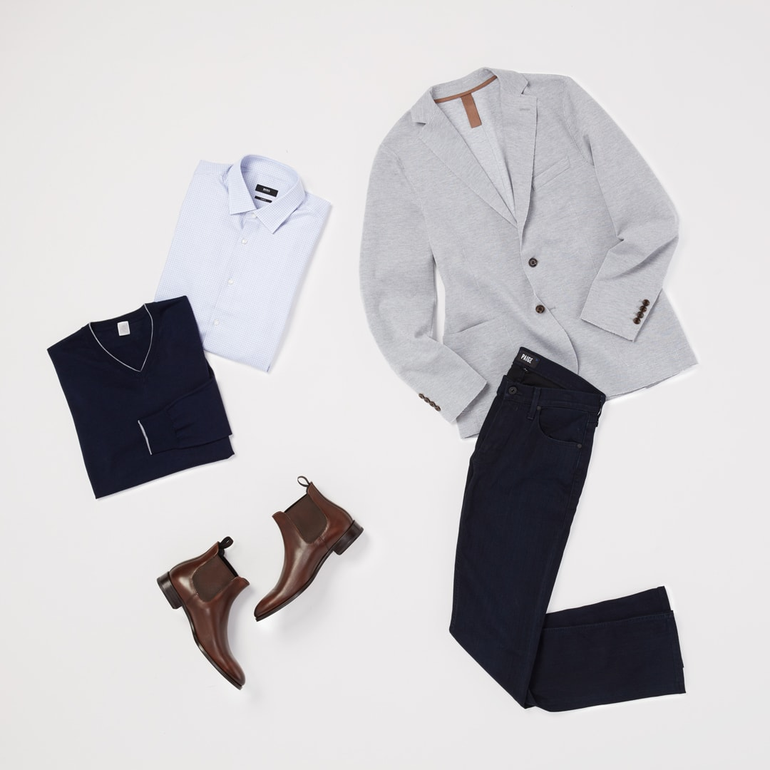 Workwear refresh for men