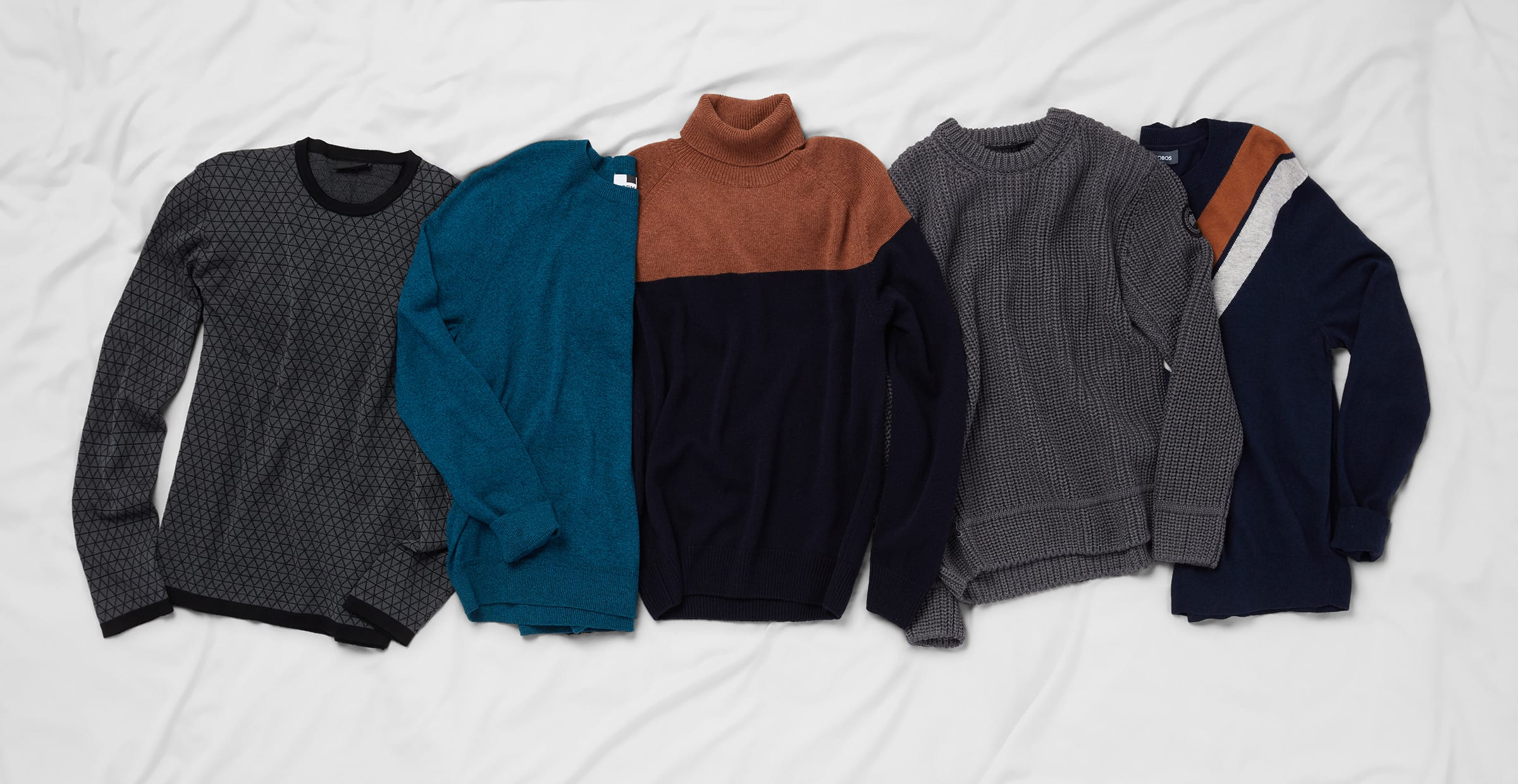 Get a Head Start on Sweater Weather