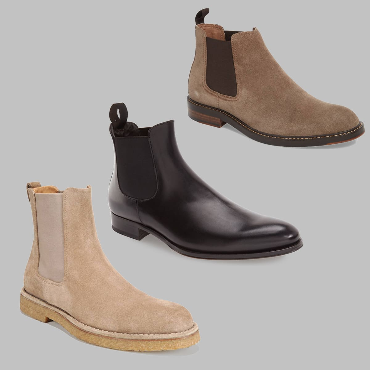 Chelsea boots for fall