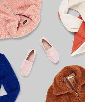 Plush Styles to Soften Up Your Closet