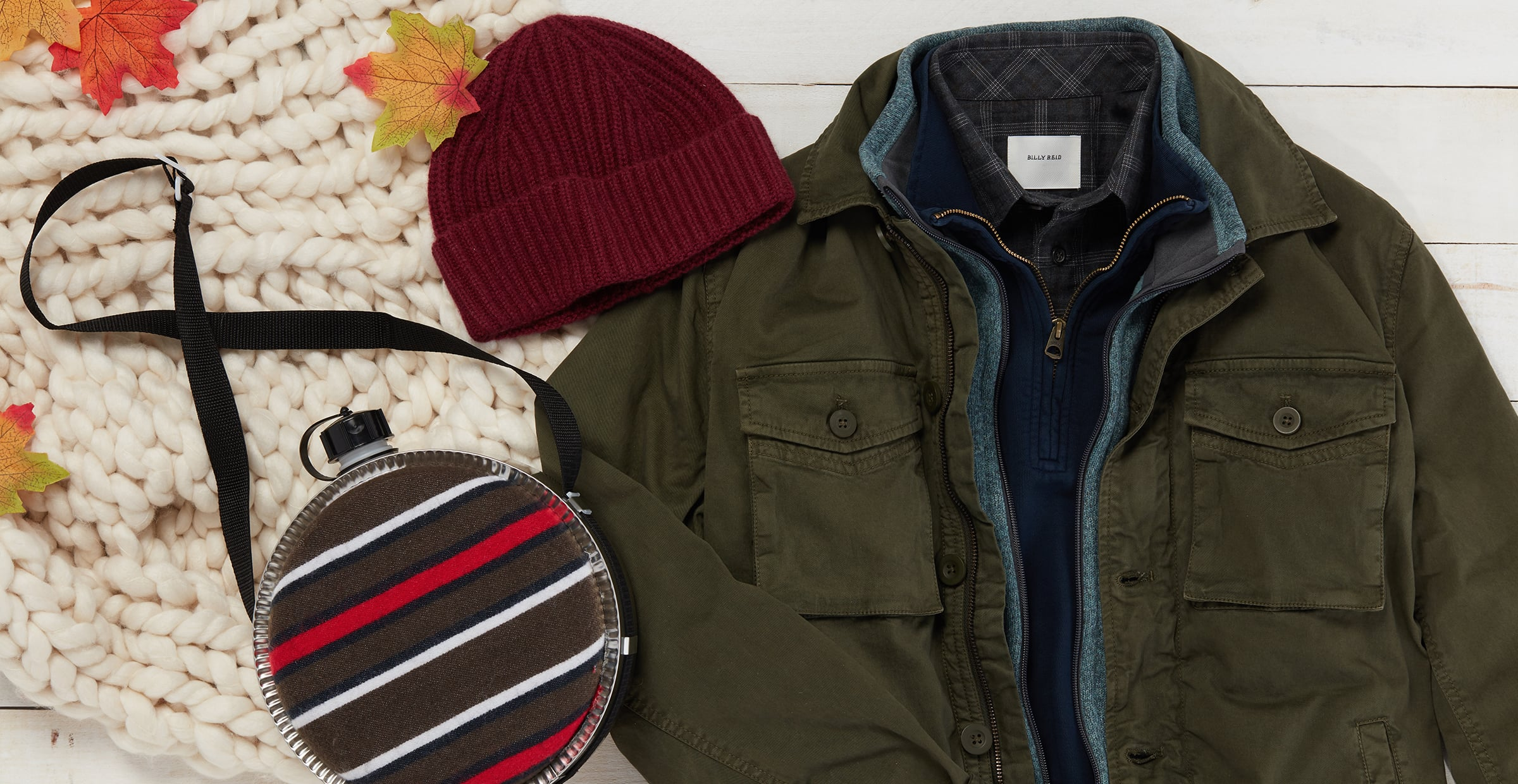 What to Wear in the Great Outdoors
