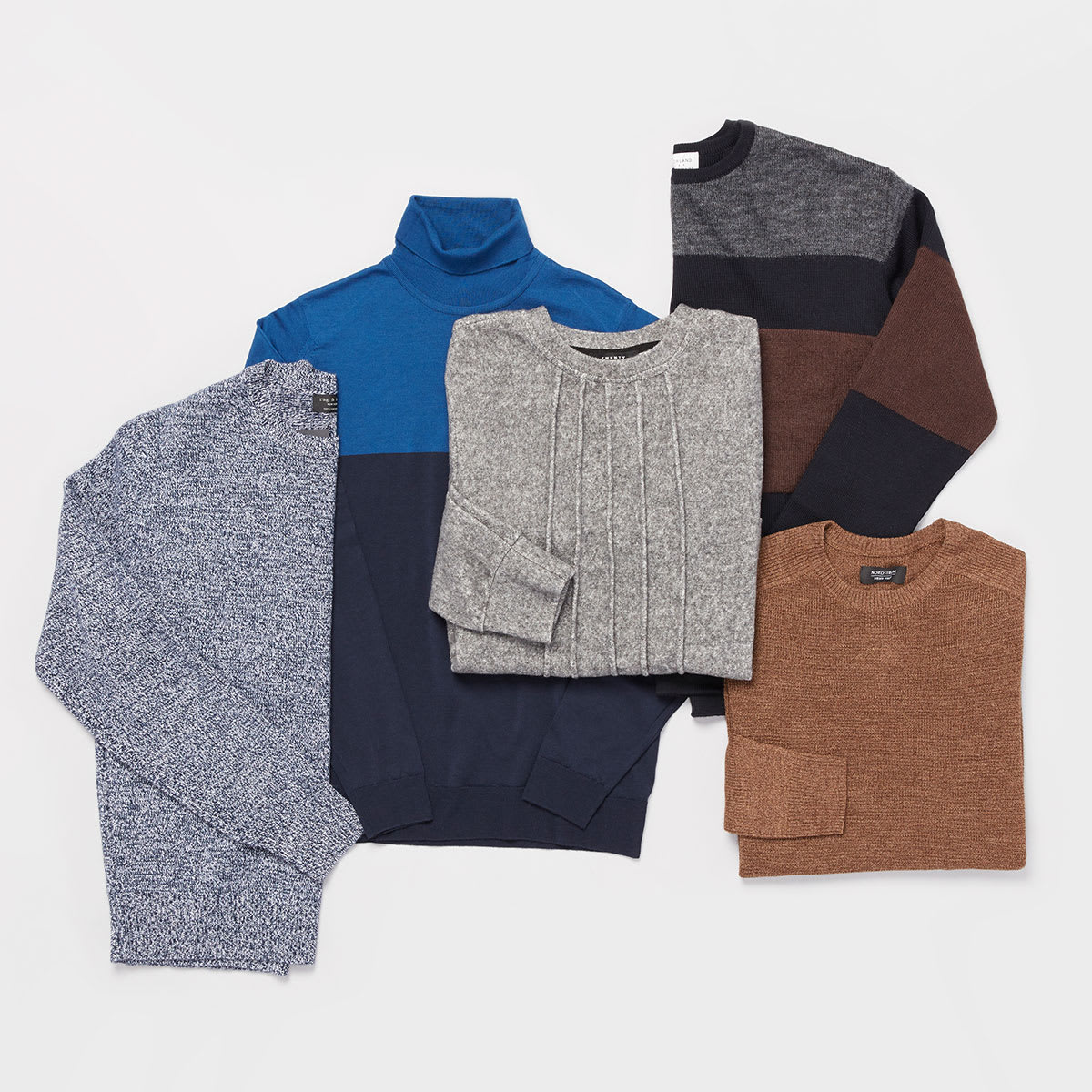 Winter Essentials Sweaters