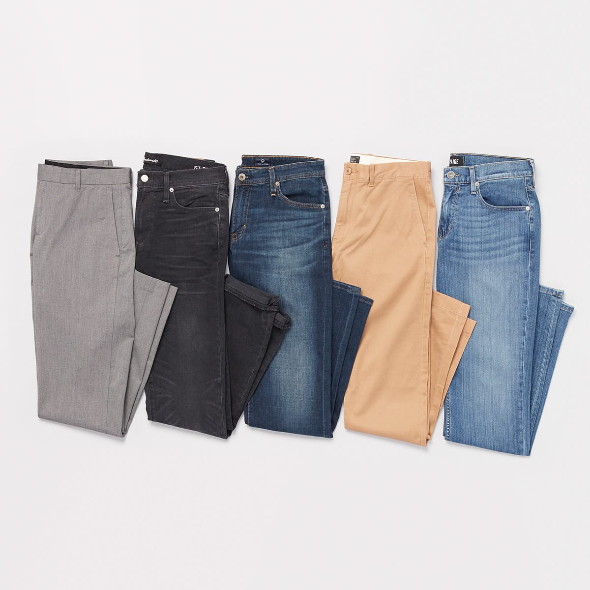 Winter Essentials Chinos