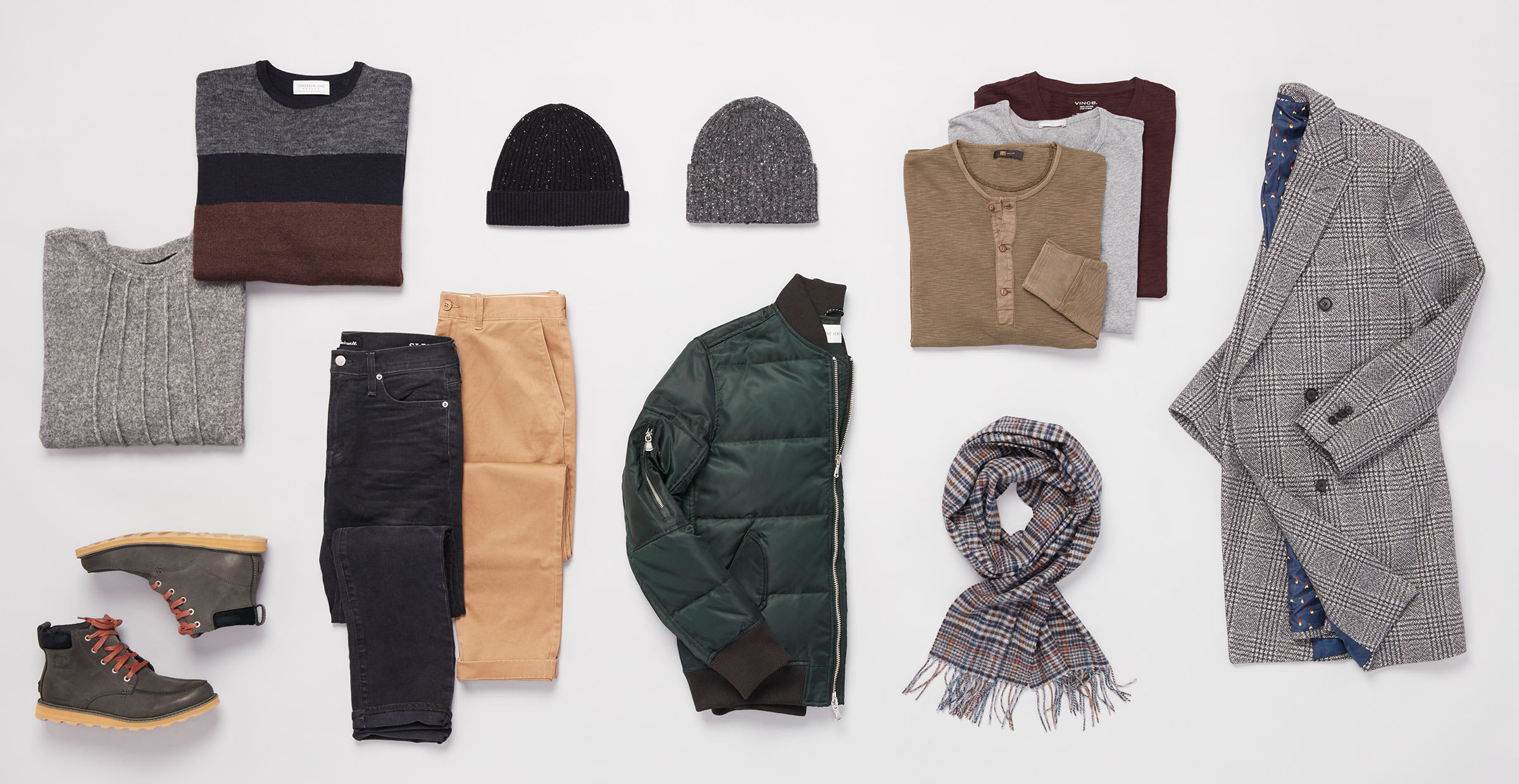 The 6 Pieces You Need Before Winter
