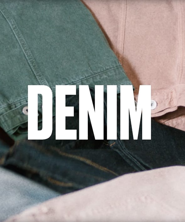 Watch: Denim Trends from TC and Esquire