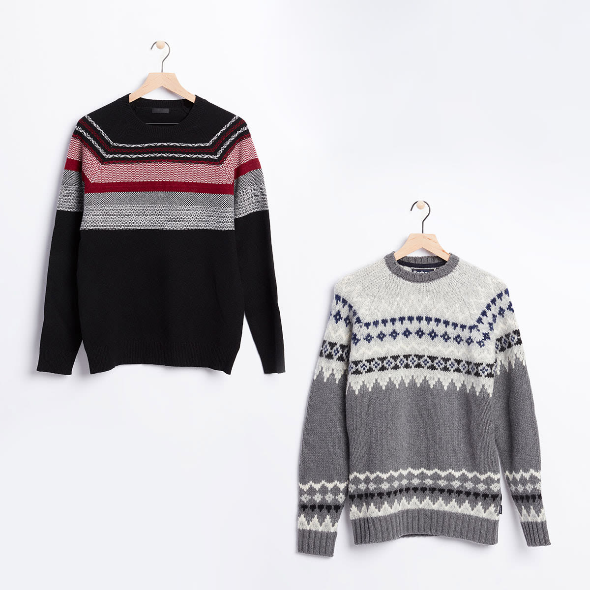 Classic sweaters