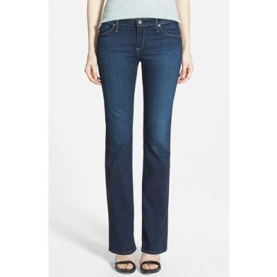 'The Angelina' Bootcut Jeans Midnight Swim by AG