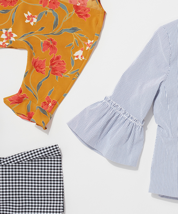 A Summer Guide to Statement Sleeves
