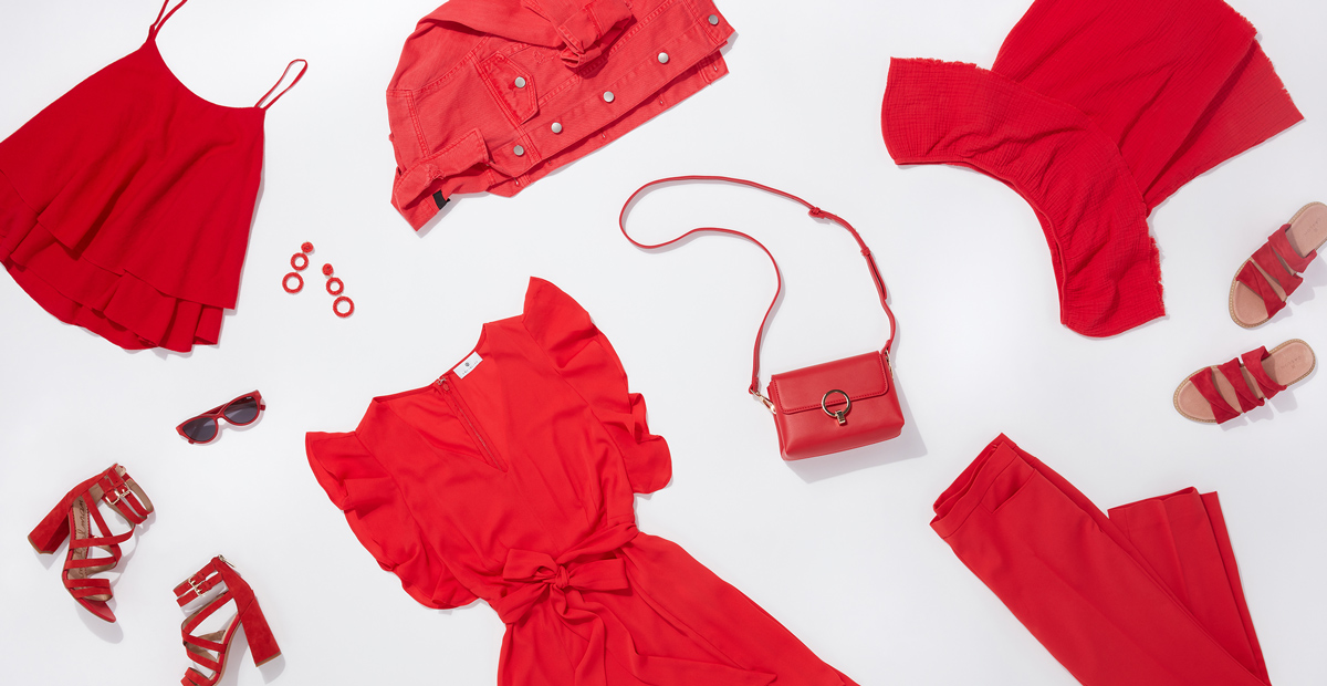 3 Ways to Rock Red This Summer