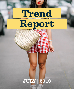 July Trend Report: Sheer, Short, and Shaded
